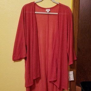 Lularoe Lyndsay Kimono Cover Up